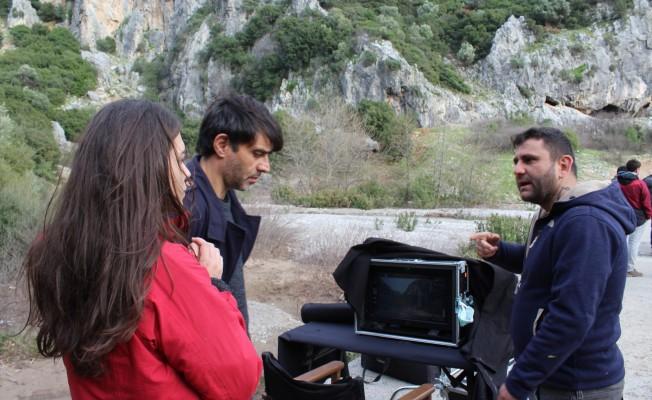 Üçlemenin ilk filmi 'Doğum'un çekimleri İzmir'de gerçekleşti