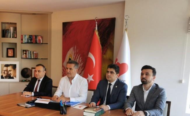 """Sarıgül: """"150 Türkiye Milletvekili Olmalı"""""""