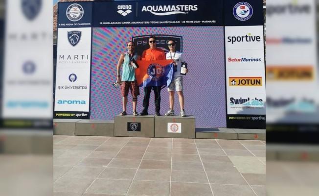 Milli yüzücü Emre Öztürk 3 yıl aradan sonra İzmir'de yarışacak