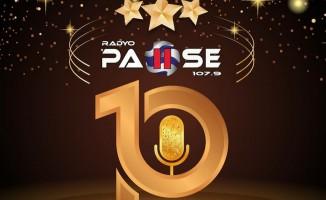 Radyo Pause On Yaşında