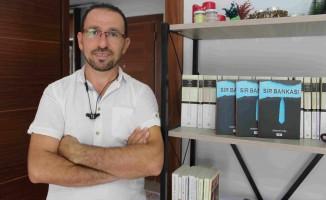 'Sır Bankası'nda Sırlar Kitaba Dönüşüyor