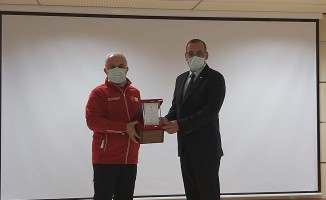 Türk Kızılay Gaziemir Şubesi Türkiye 2.'si oldu