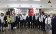 İzmir Şanlıurfa Federasyonunda Mızraklı güven tazeledi