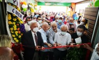 Mevsim Marketler Zinciri#039;nin 7inci Şubesi Bucada açıldı